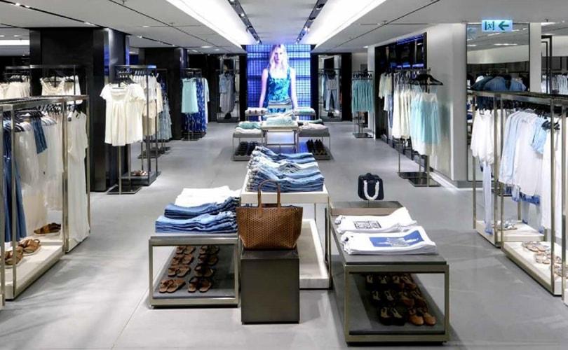 Zara opent tweede winkel in Amsterdam met nieuw winkelconcept