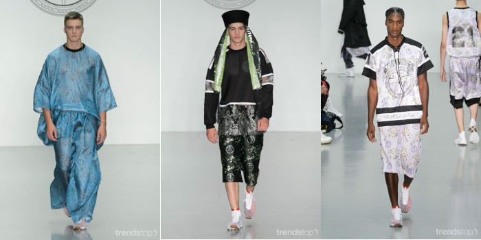 Belangrijke Catwalktrends vanuit London Collections: Men