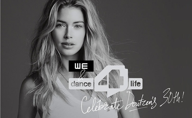 We Fashion en Dance4life lanceren capsule collectie ter ere van Doutzen Kroes