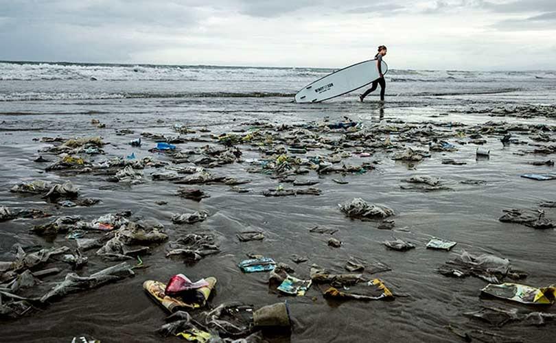 O'Neill zet zich in voor schone oceanen