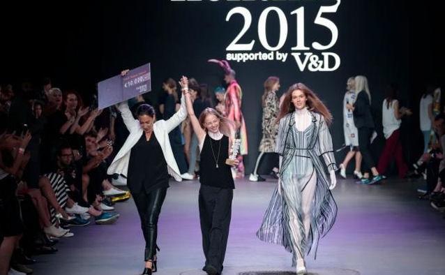 Bescheidenheid siert de catwalk bij Lichting winnares Nikki Duijst