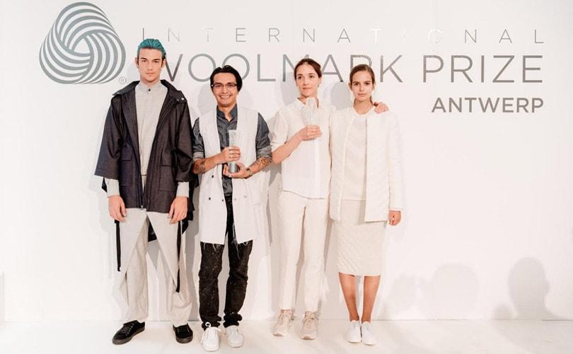 Europese finale Woolmark Prize was als speeddaten