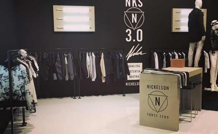 Vanaf de zomer van 2016 ziet Nickelson er heel anders uit