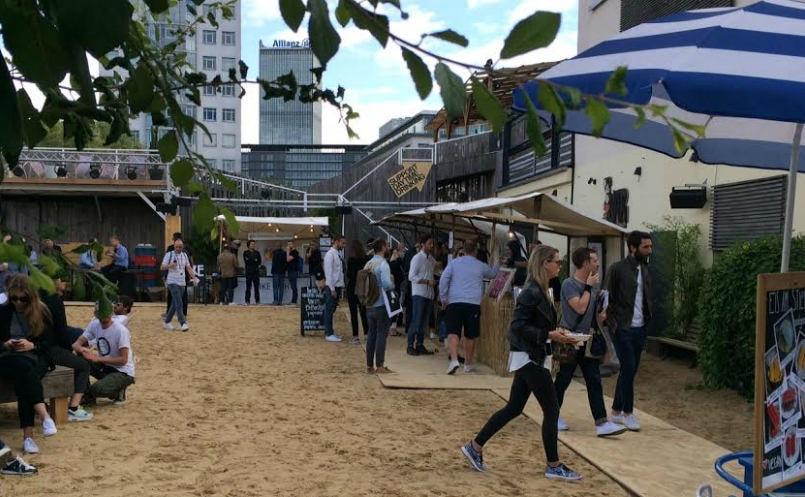 Berlijnse beurzen: Op Seek wil je de hele dag vertoeven