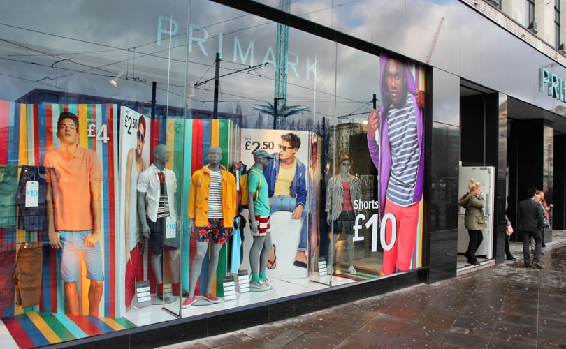 Fashion retailsector loopt achter