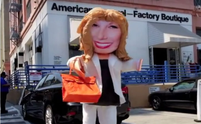 Why American Apparel employees want former CEO Dov Charney back