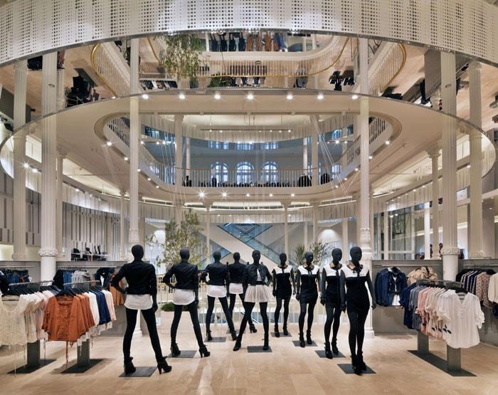 Omzetgroei Inditex versnelt met nieuwe shops