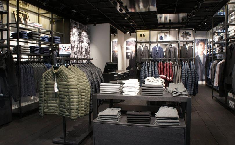 Strellson opent eerste winkels in Nederland