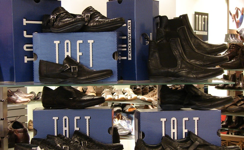 Schoenenketen Taft is terug na faillissement