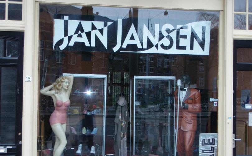 Jan Jansen: 'Ik ben het ontwerpen en ondernemen niet verleerd hoor'