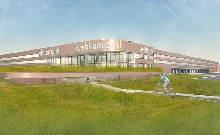Nieuw dc voor Wehkamp: same-day delivery dit najaar