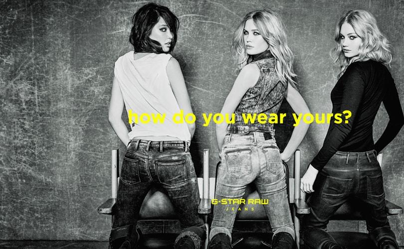 Nieuwe G-Star app zoekt naar je perfecte spijkerbroek