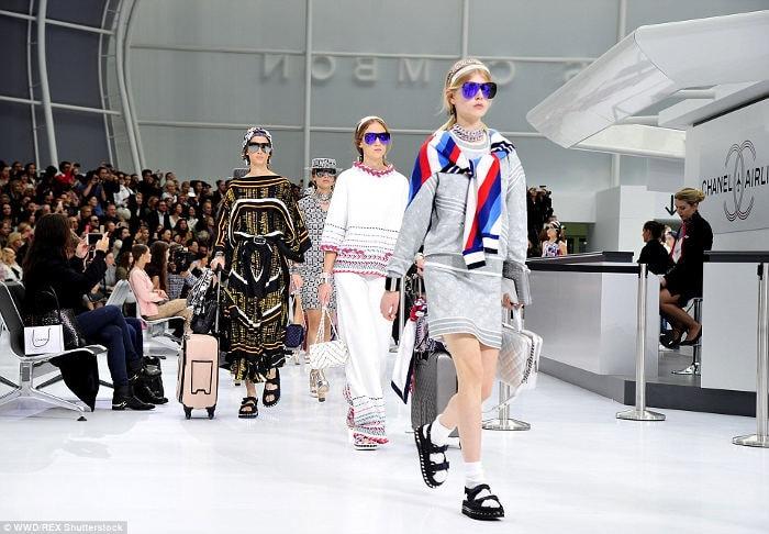 In Beeld: De beste Fashion Week decors