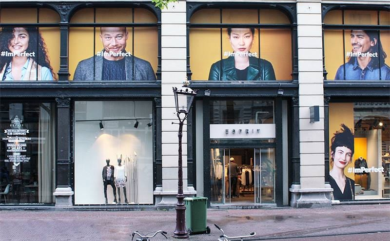 Esprit sluit meer winkels