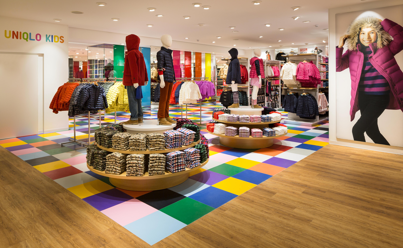 Opening Antwerpen cruciale stap voor Uniqlo Europa