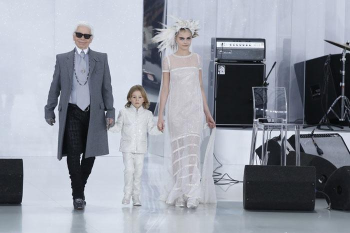 Karl Lagerfeld: Het volgende luxemerk met een kinderkledinglijn