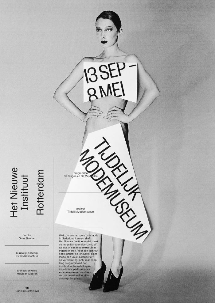 Artistiek leider Het Tijdelijk Modemuseum: 'Mode gaat over jou'