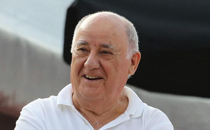 Amancio Ortega wordt in 2017 de rijkste miljardair ter wereld