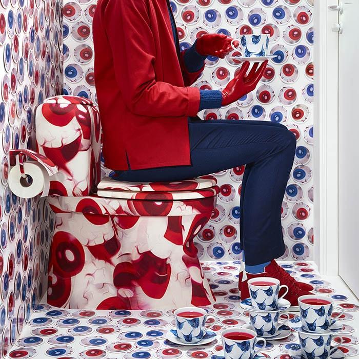 In beeld: Hoe Ikea flirt met de modewereld
