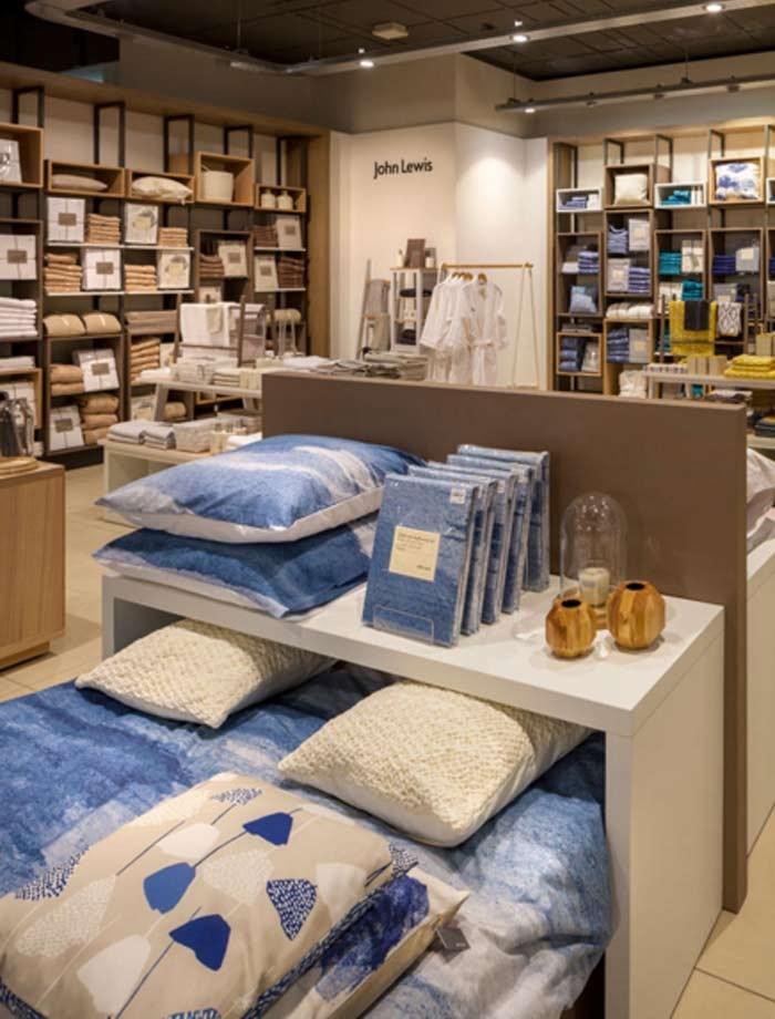 John Lewis betreedt Europese markt met shop-in-shops in de Bijenkorf