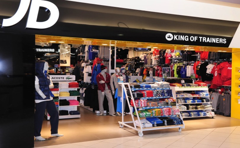 JD Sport Fashion wil Perry Sport overnemen