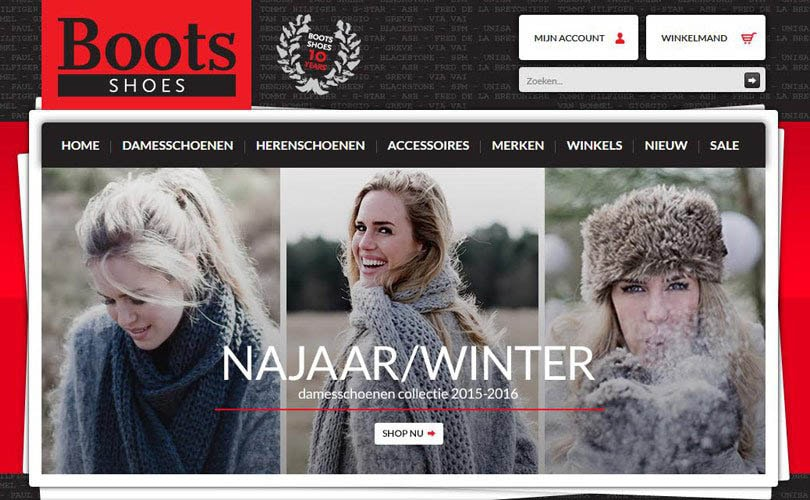 Boots Shoes is failliet