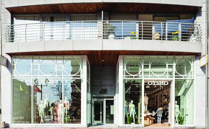 Eerste Oysho winkel geopend in België