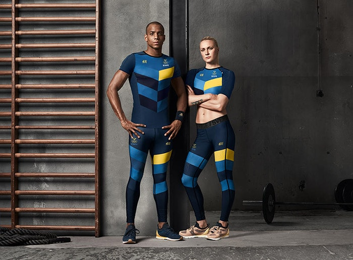 In beeld: dit dragen de Olympische athleten