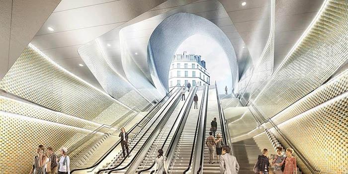 Parijs winkelhart Les Halles vernieuwd