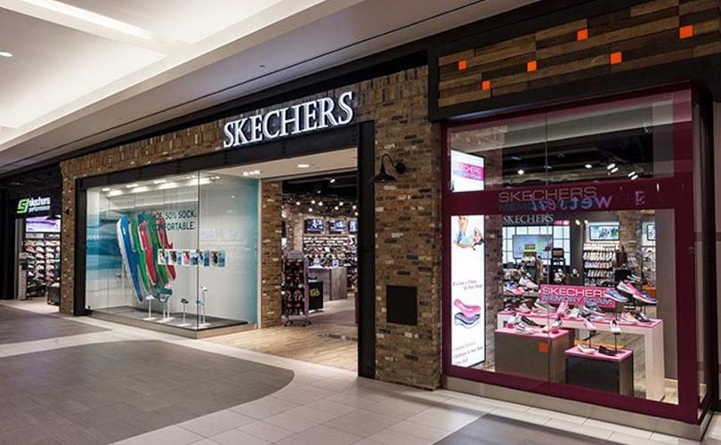Eerste winkel voor Skechers in België