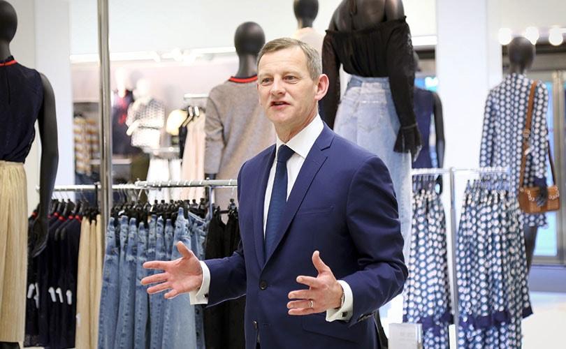 Marks & Spencer CEO wil modetak herstellen