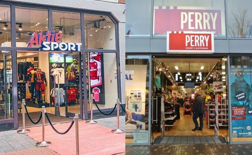 sport winkels