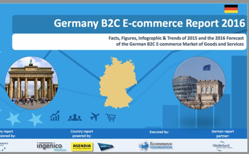 Duitse B2C e-commerce blijft groeien
