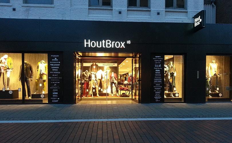 HoutBrox en Purdey verkocht