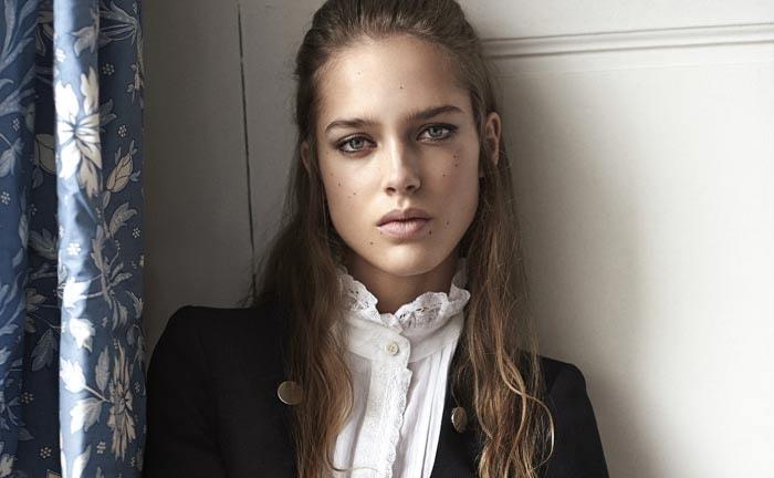 Claudie Pierlot naar Nederland