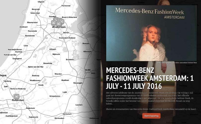 Amsterdam Fashion Week: hier moet je zijn