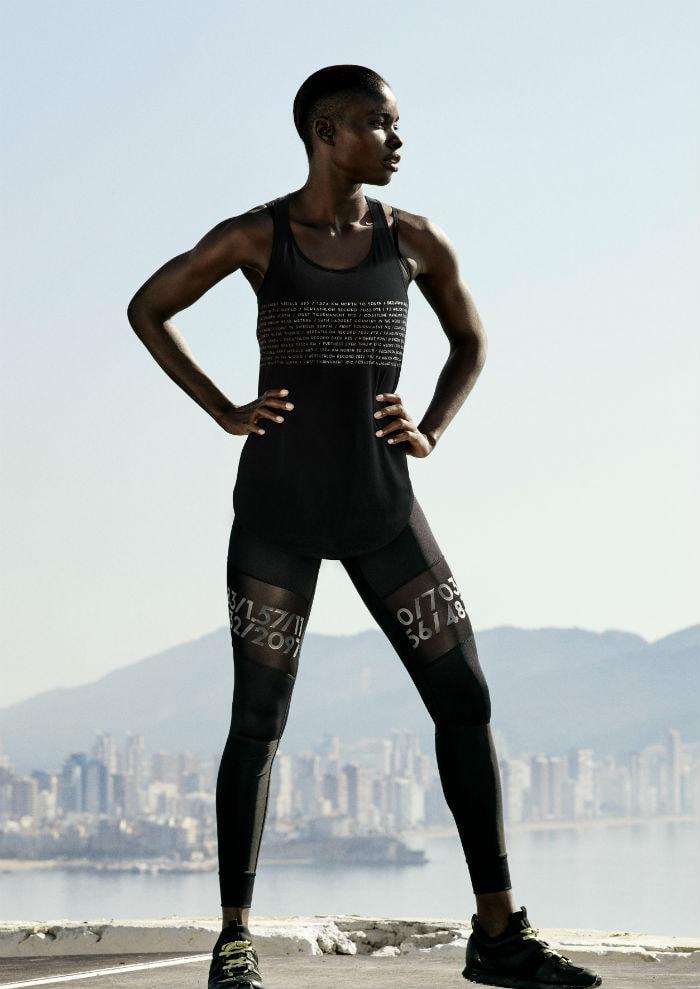 Meer details Olympische Spelen-sportmodelijn H&M