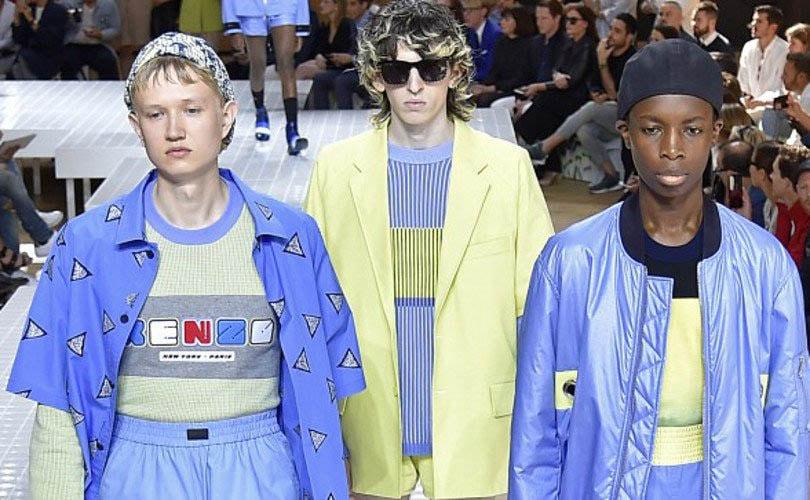 De trends op Paris Fashion Week: Men in beeld