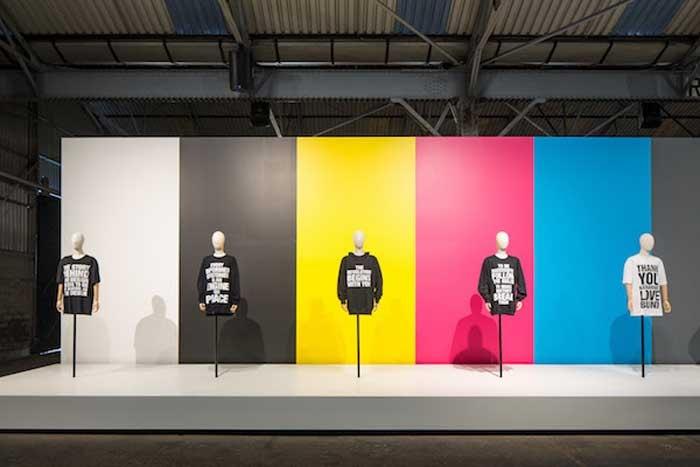 (Behind) the clothes: een expo met een missie