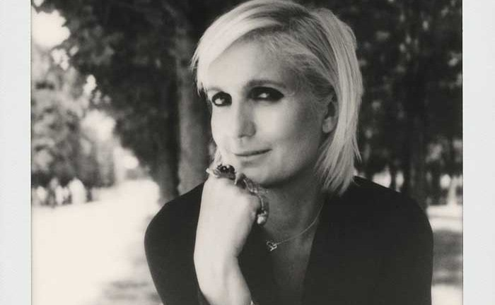 Dior bevestigt Maria Grazia Chiuri als creatief directeur