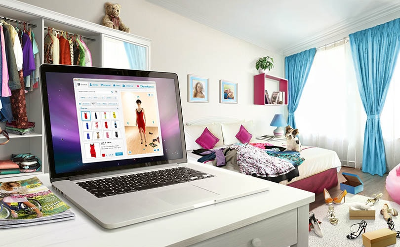 Jongeren maken opmars in online winkelen