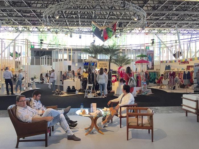 Goede opkomst Modefabriek ondanks zomerweer