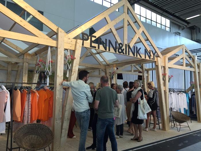 In beeld: binnenkijken bij de Modefabriek