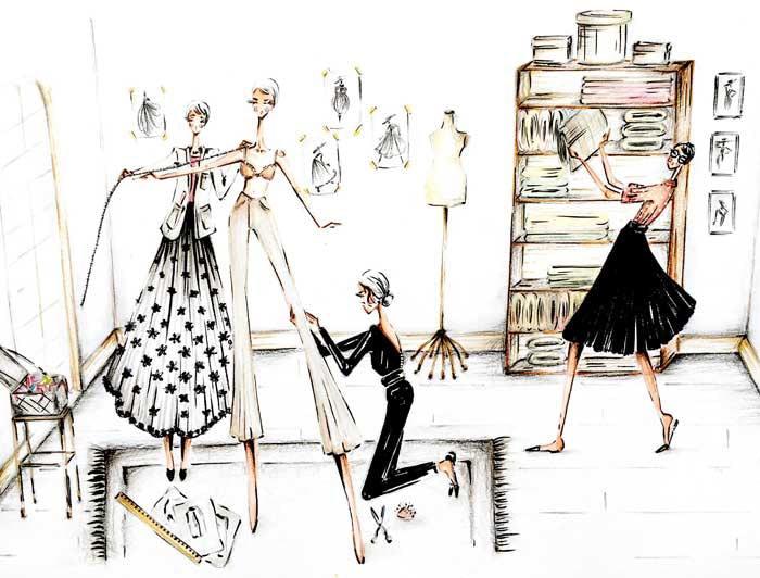 De 10 vreemdste banen in de mode