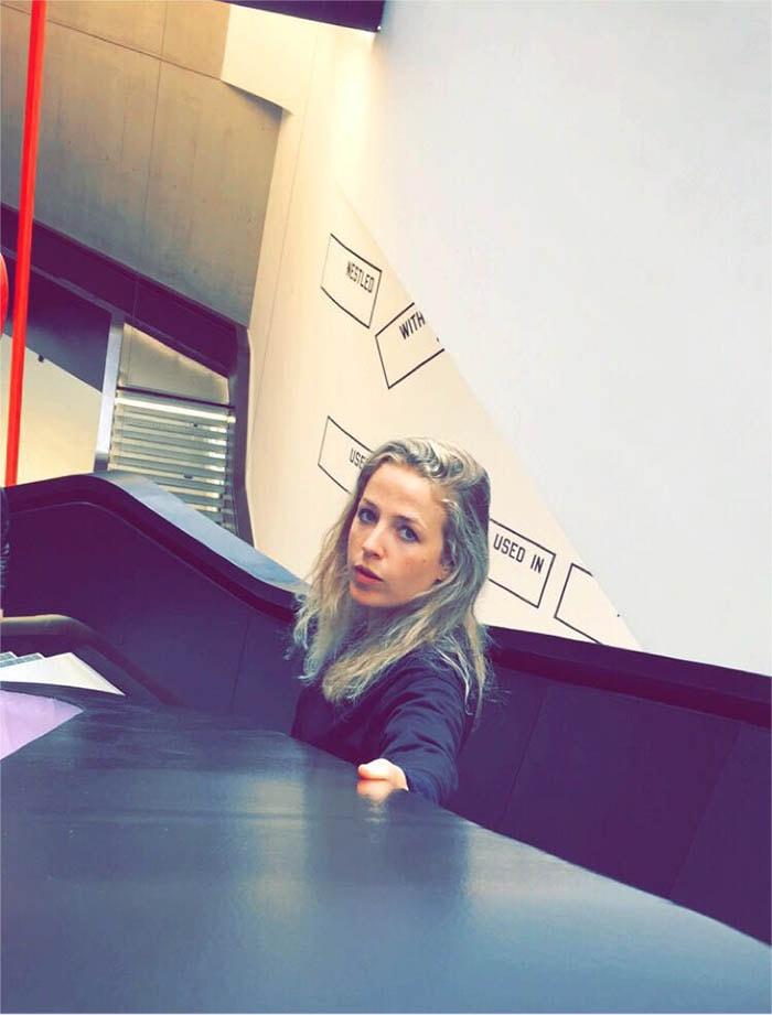 Fashion Alumni: Yona van Mansfeld