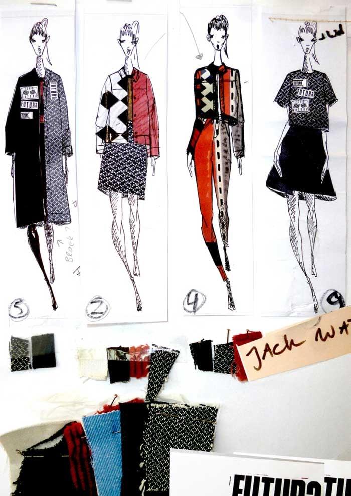 Fashion Alumni: Sanne Schepers