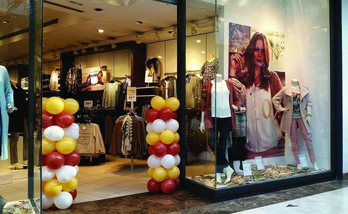 Winkels MS Mode zijn weer open