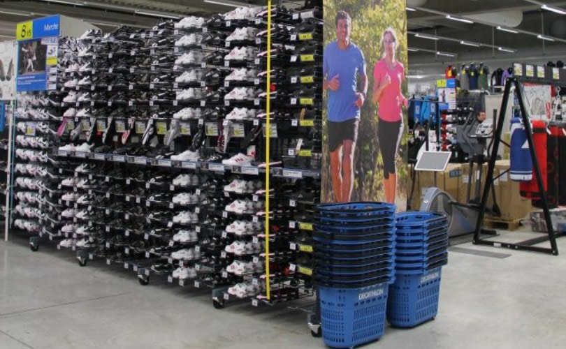 CEO Decathlon België vertrekt