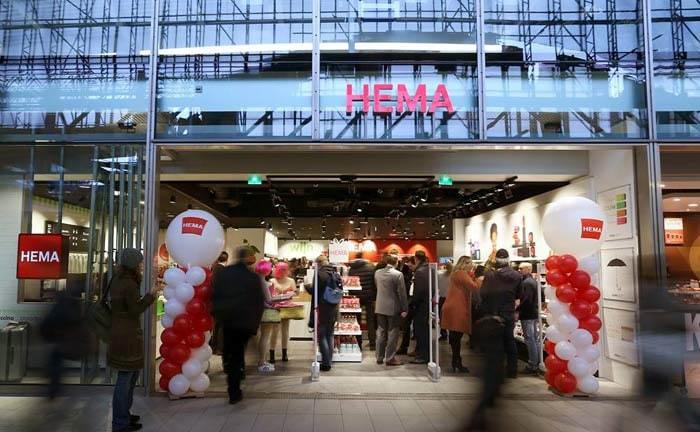 Minder netto-verlies voor Hema, mede dankzij kledingverkoop