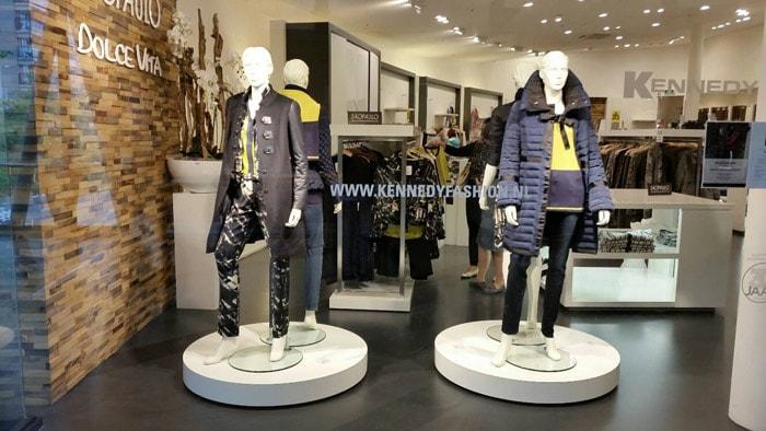 Modesector onder druk: 22 winkels Kennedy-Au Bon Marché failliet